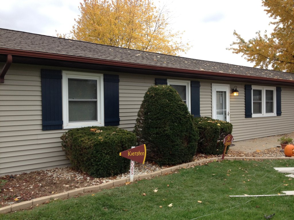 TimberCrest Premium Vinyl Siding Installation - Edgerton, Ohio