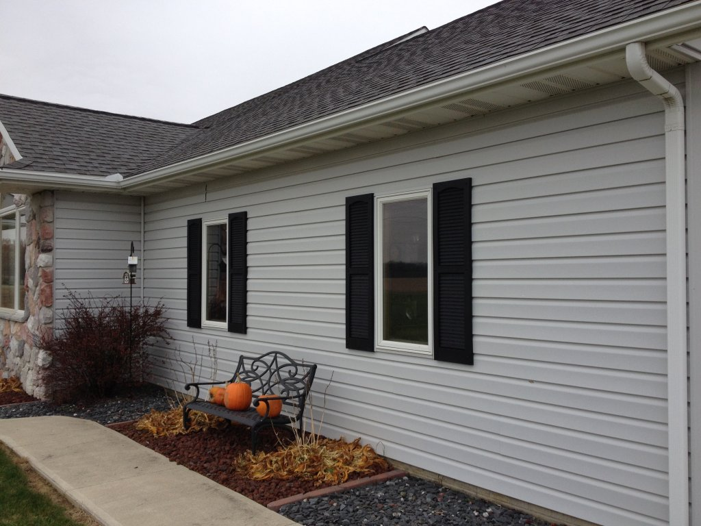 MasterCraft Door & Vinyl Shutter Installation - Hicksville, Ohio