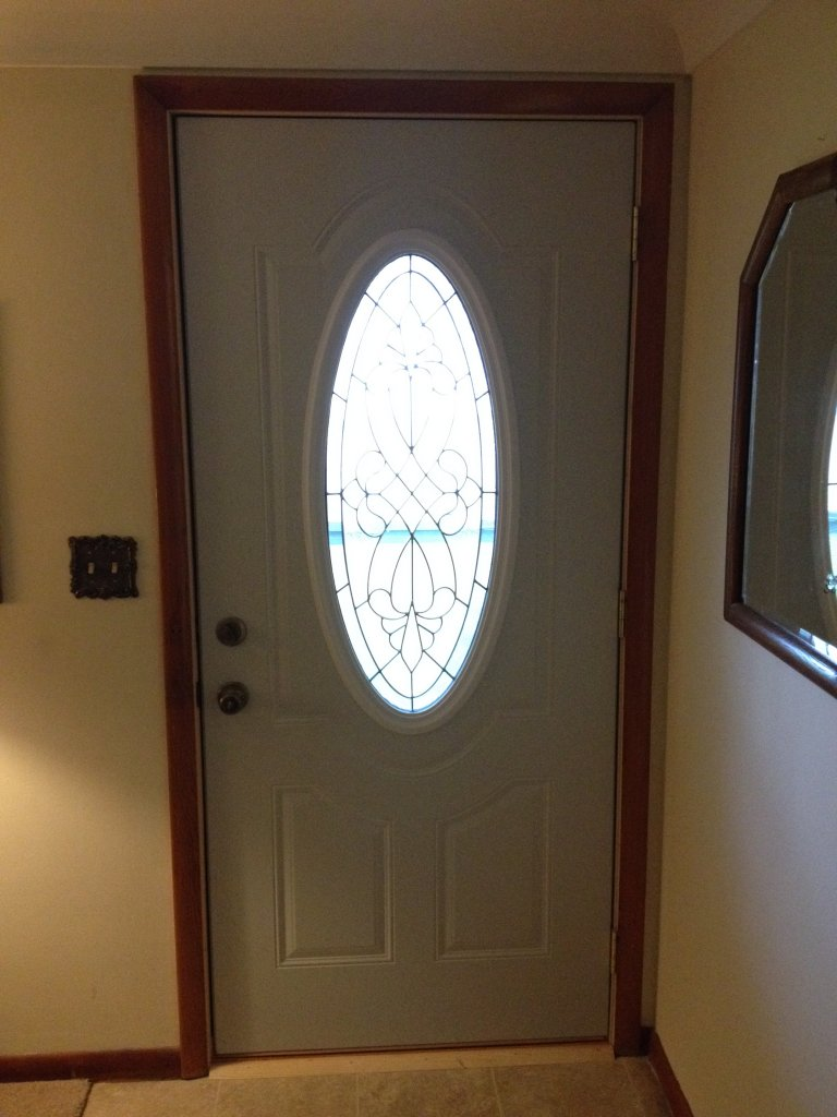 3264 #A0722B MasterCraft Steel Door Installation – Antwerp Ohio JeremyKrill  pic Oh Doors 36612448