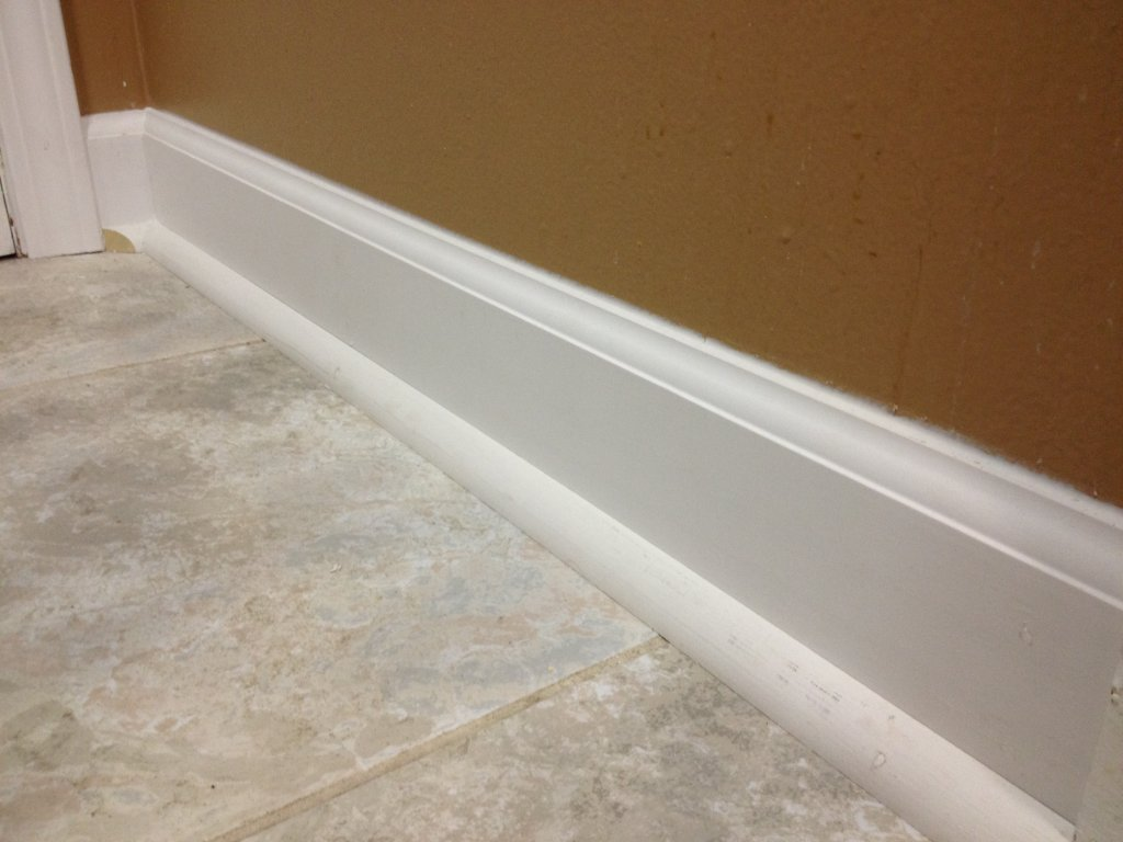 Trim Installation & Drywall Patch - Defiance, Ohio