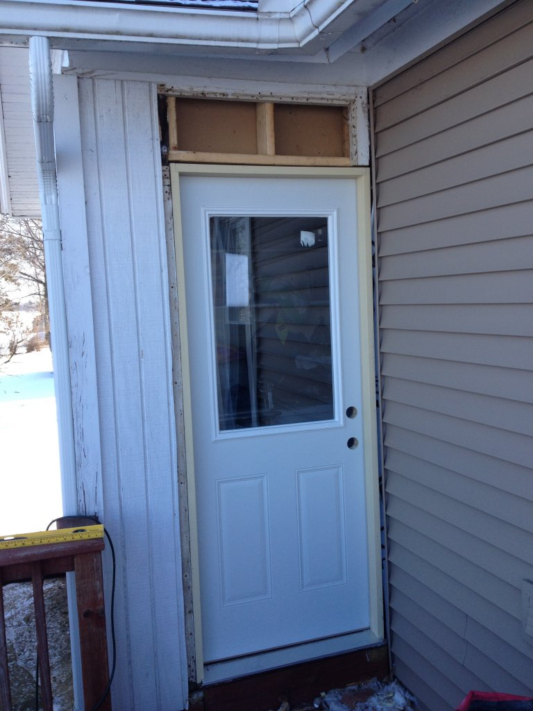 Mastercraft entry door replacement hicksville ohio for Mastercraft storm doors