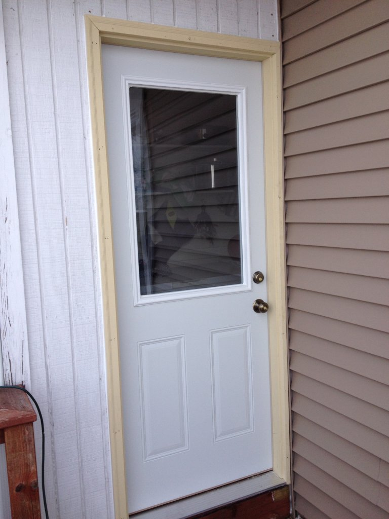 Mastercraft Entry Door Replacement - Hicksville, Ohio
