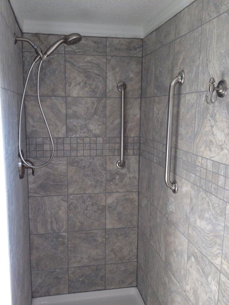 Bathroom Remodel & Ceramic Tile Installation - Hicksville, Ohio
