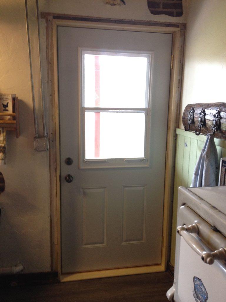 Mastercraft Steel Door Installation Edgerton Ohio