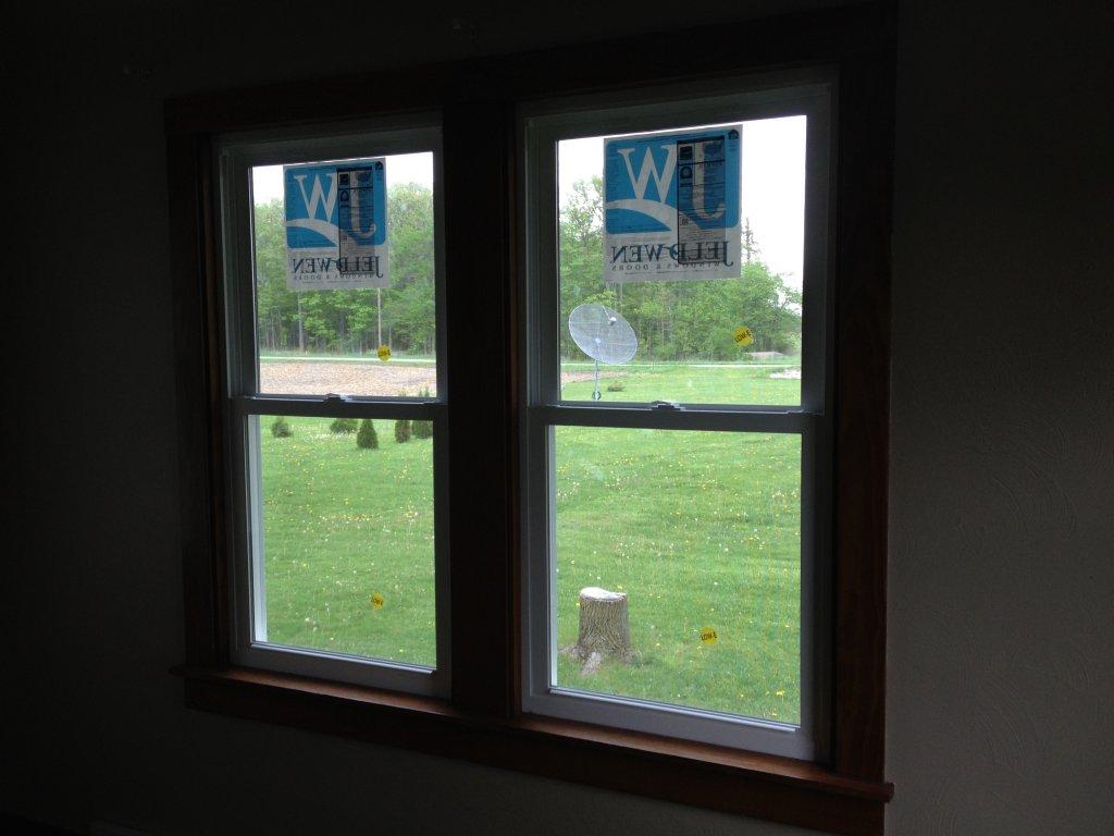 Jeldwen Vinyl Pocket Window Installation Edgerton Ohio