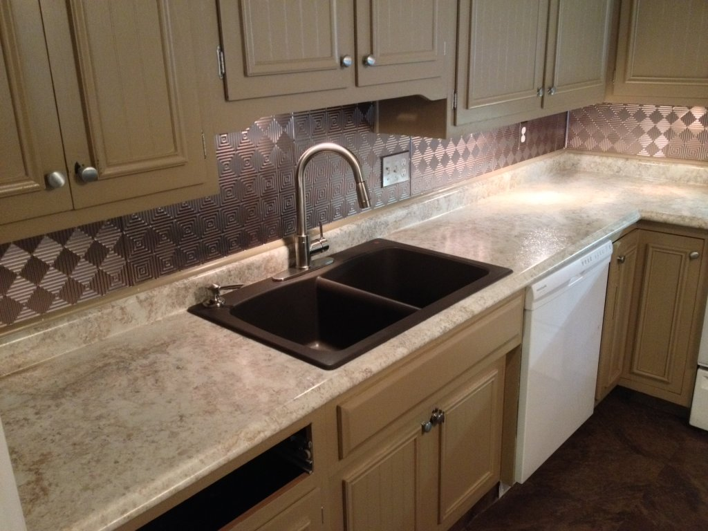 Kitchen Counter Top Sink Replacement Bryan