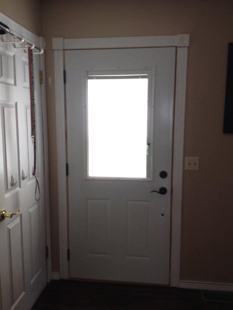 Mastercraft Steel Door Installation  Defiance, Ohio. Bifold Doors With Glass. Louver Door. 12 Wide Garage Door. Fixed Panel Shower Door. Home Depot Door Screens. Action Door Repair. Walk Through Garage Door Cost. French Door Blinds Lowes
