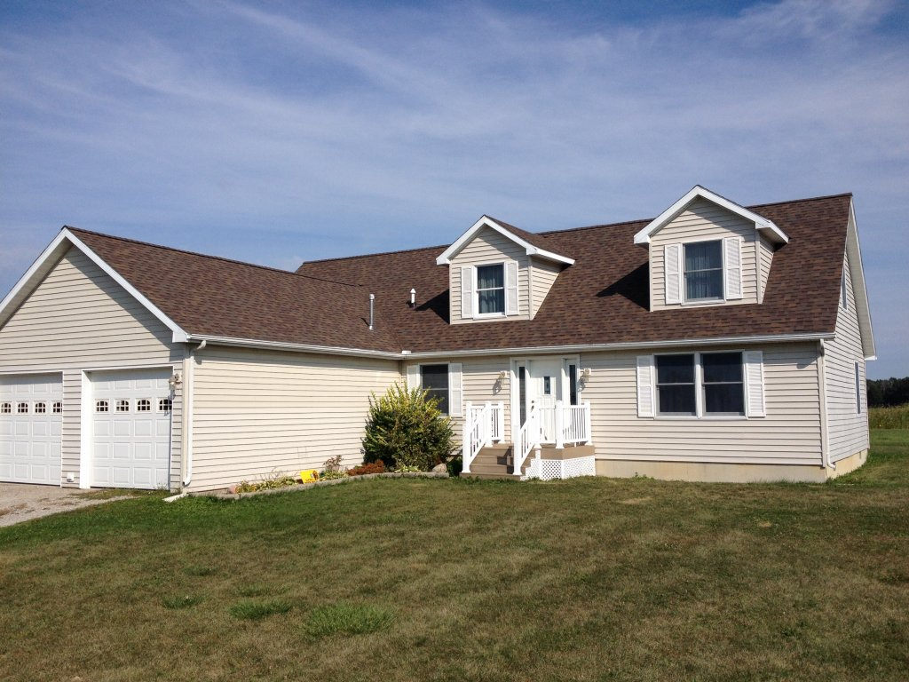 Owens Corning Roof Replacement Bryan Ohio Jeremykrill Com