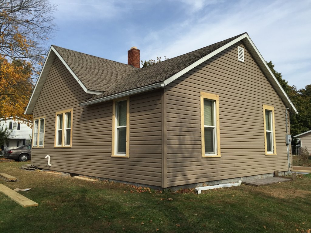 Timbercrest Premium Vinyl Siding Installation Amp Window Wrap Edgerton Ohio Jeremykrill Com