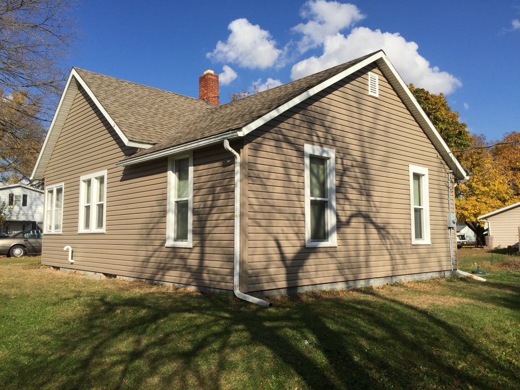 TimberCrest Vinyl Siding Installation & Window Wrap - Edgerton, Ohio