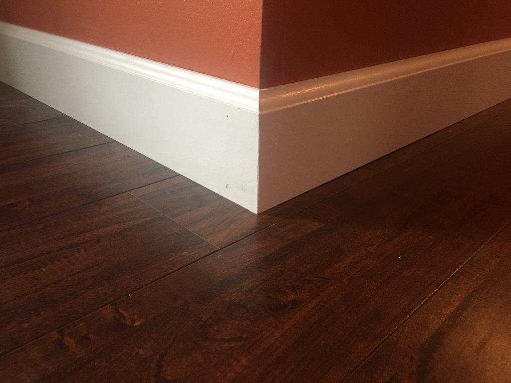 Solid Pine Trim Update (baseboard & casing) - Defiance, Ohio