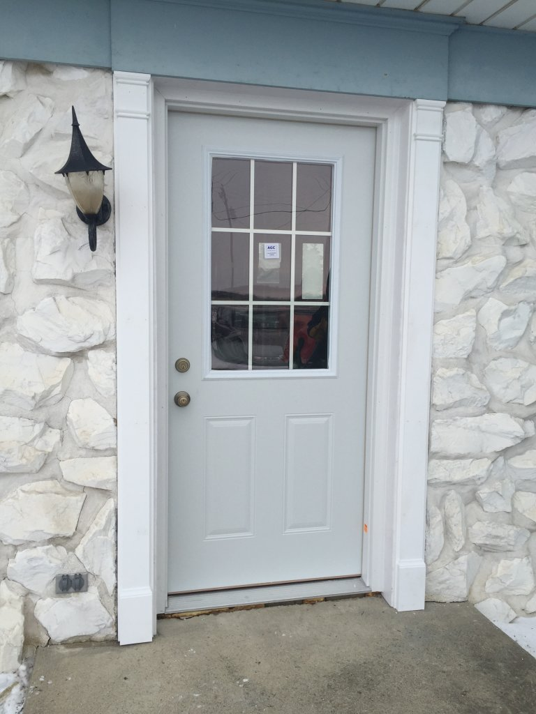 Entry door patio door replacement hicksville ohio for Entry door with storm door