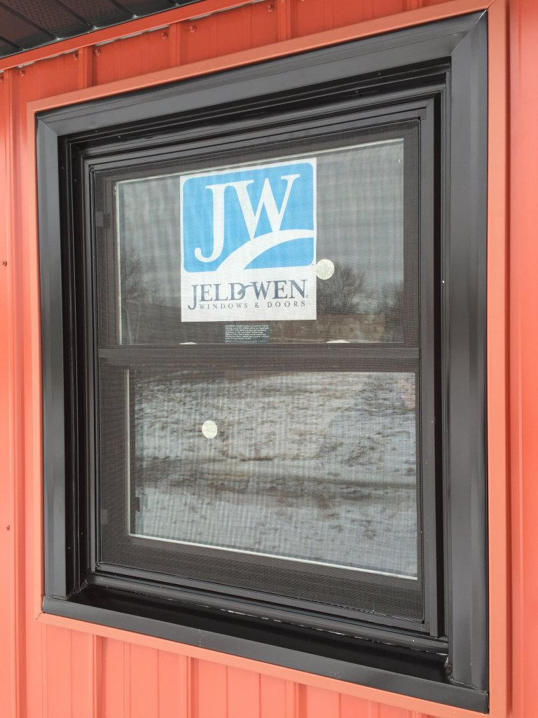 Jeld Wen Vinyl Replacement Window Installation Sherwood Ohio Jeremykrill Com