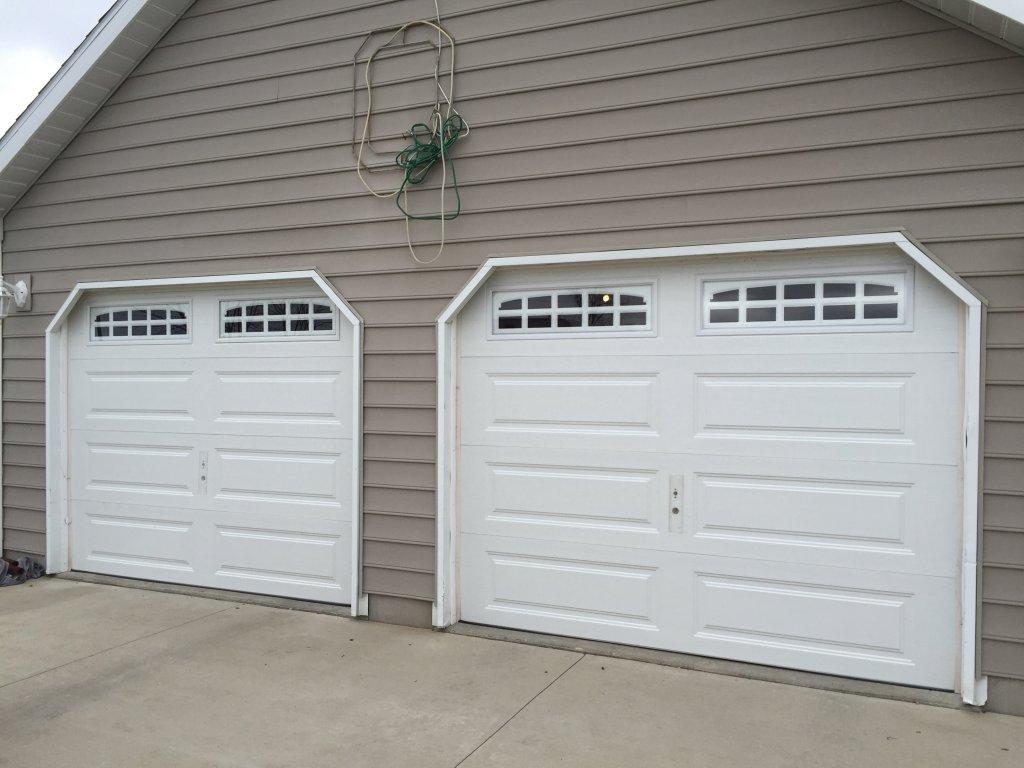 2448 #70695B Ideal 9 X 7 Garage Door Installation – Bryan Ohio JeremyKrill.com wallpaper 9 Garage Doors 36653264