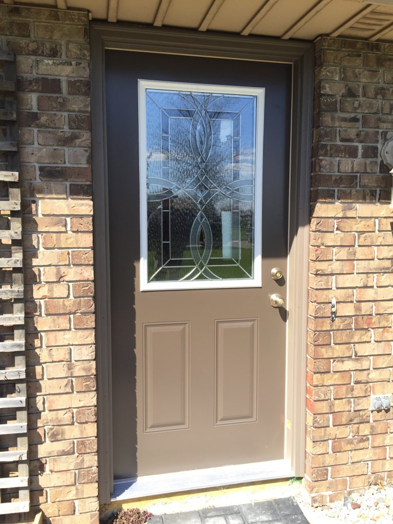 Jeld Wen Patio Door Installation U2013 Hicksville, Ohio