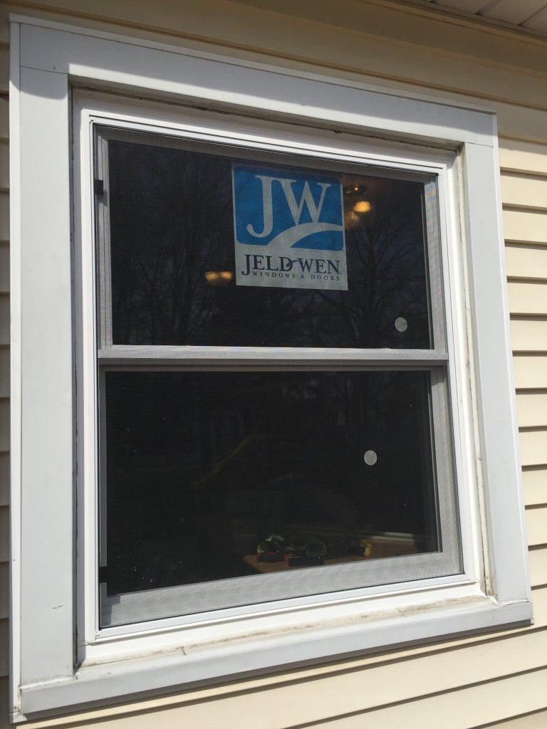 Jeld Wen Replacement Window Installation Edgerton Ohio