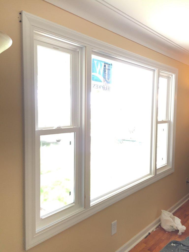 Vinyl Replacement Windows : Jeld wen vinyl replacement windows hicksville ohio