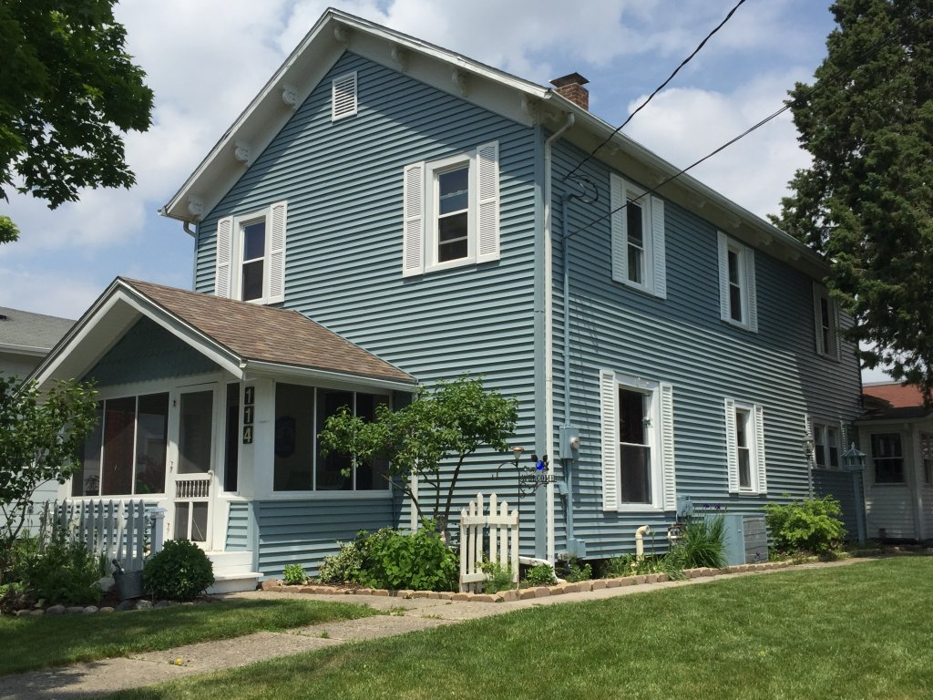 TimberCrest Vinyl Siding Installation - Edgerton, Ohio