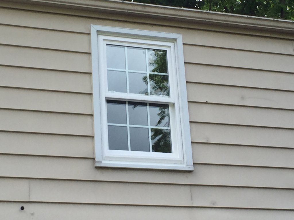 Jeld Wen Vinyl Replacement Window Installation Bryan