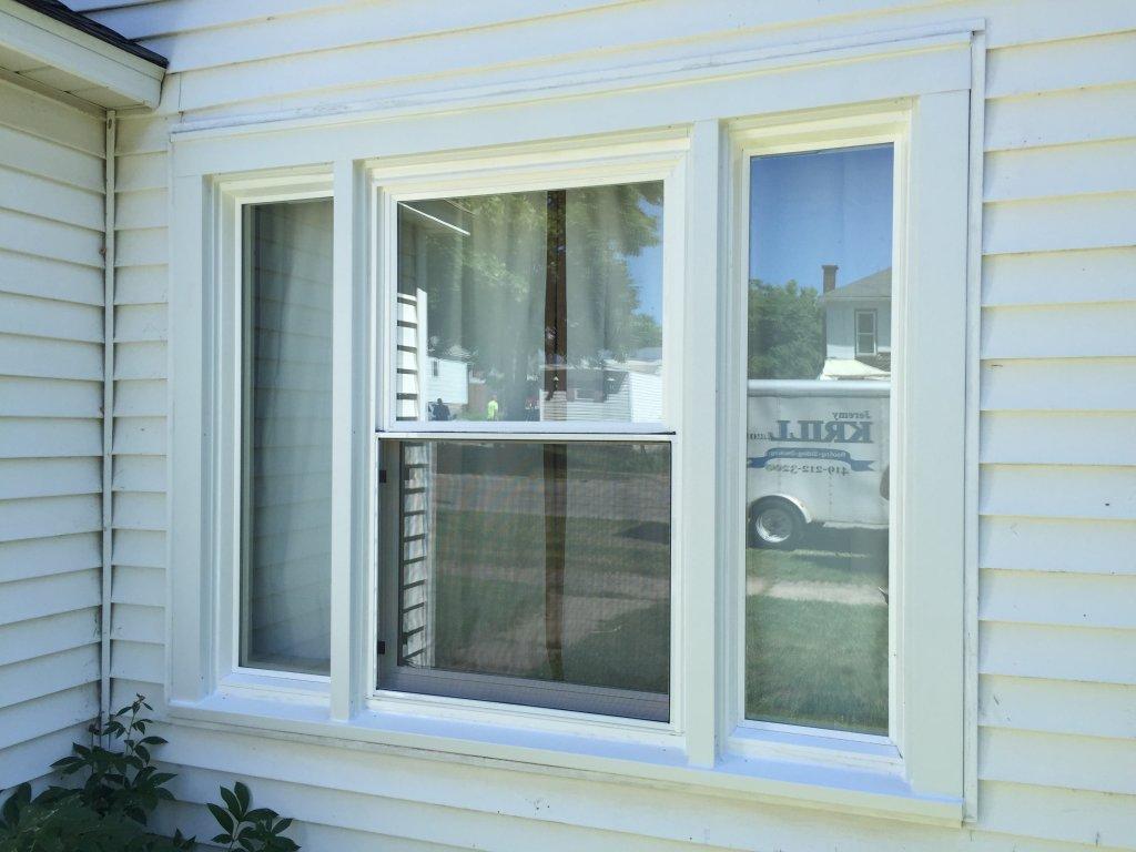 Jeld wen replacement windows trim wrap edgerton ohio for Quality replacement windows