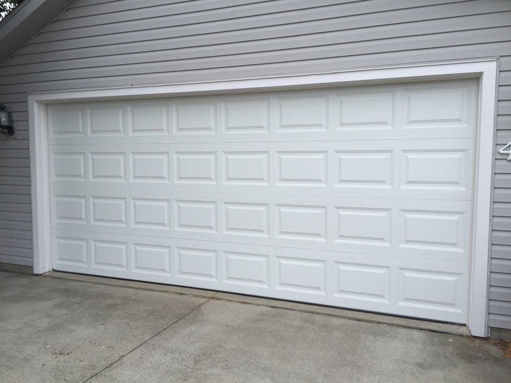 Ideal garage door installation hicksville ohio for Insulated garage doors