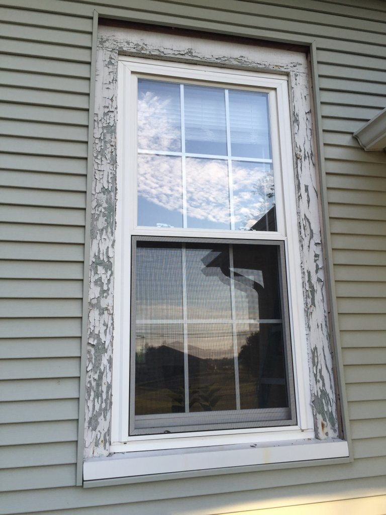 Trim Build Out Amp Window Wrap Hicksville Ohio