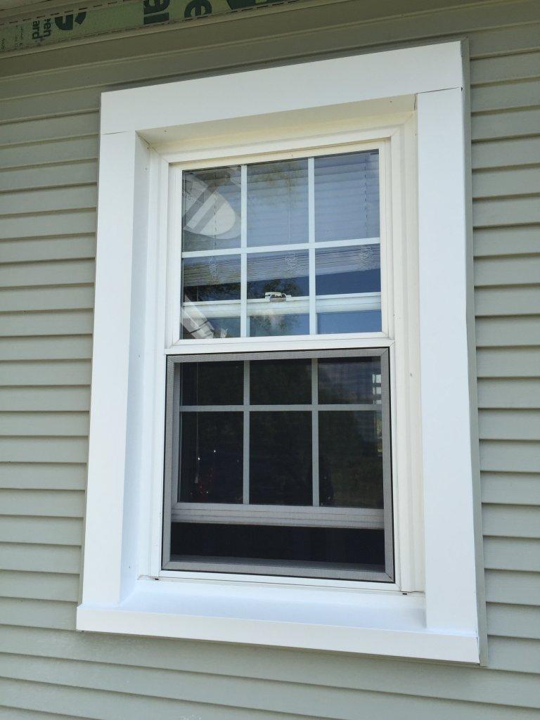 Trim Build Out Amp Window Wrap Hicksville Ohio