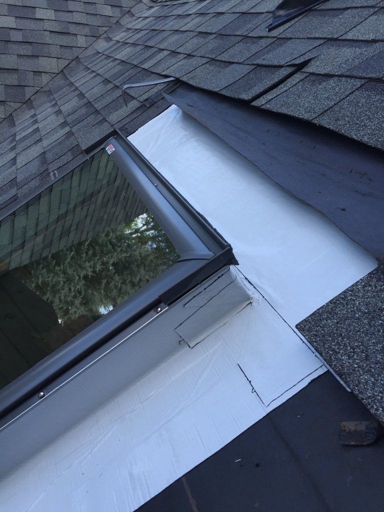Skylight installation bryan ohio for Menards skylights