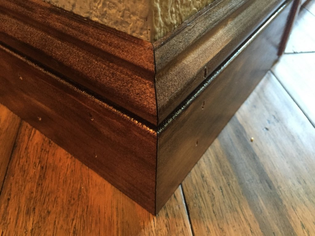 Solid Pine Colonial Baseboard Installation (Doorway Trim/Casing) - Hicksville, Ohio