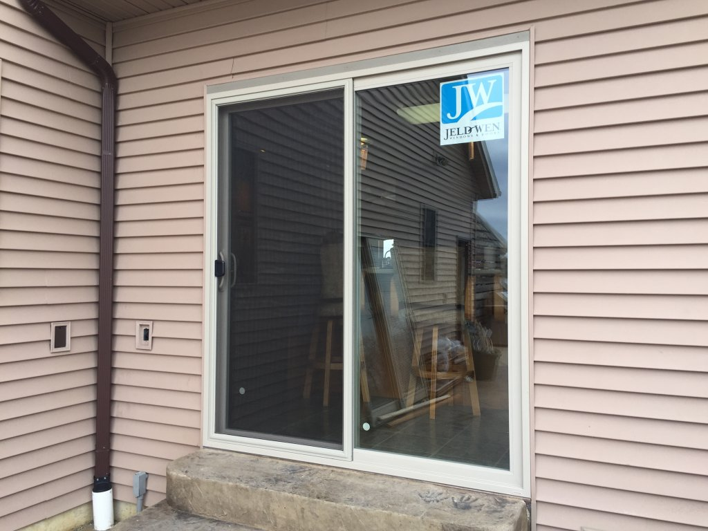 Jeld Wen Premium Sliding Patio Door Ney Ohio