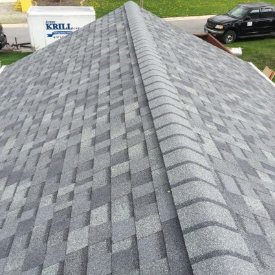 Owens Corning TruDefinition Duration Shingles – Roof Replacement – Ney, Ohio