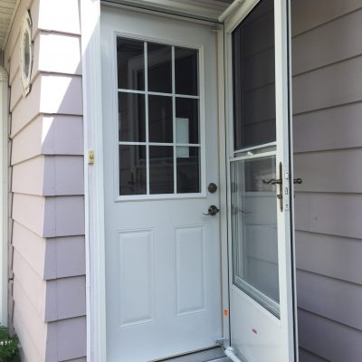 MasterCraft Steel Door Installation – Antwerp, Ohio