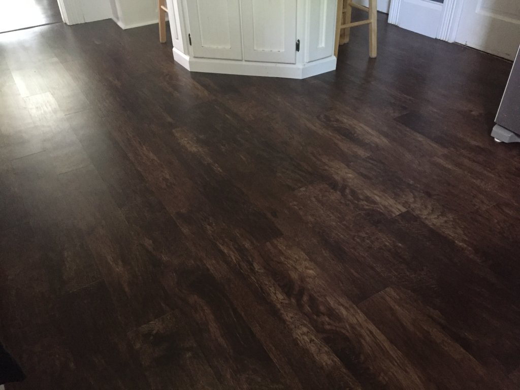 Mohawk Home Expressions Saddle Hickory Luxury Vinyl Plank Flooring Installation Hicksville Ohio