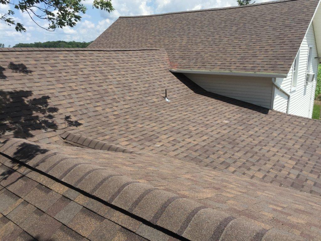 Owens Corning Roof Replacement Trudefinition Duration Teak Ney Ohio