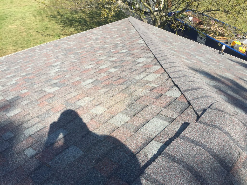 Owens Corning Trudefinition Duration Roof Installation