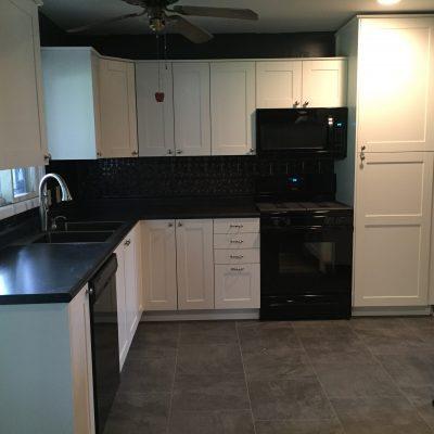 Kitchen Remodel – KlearVue Cabinets – Hicksville, Ohio