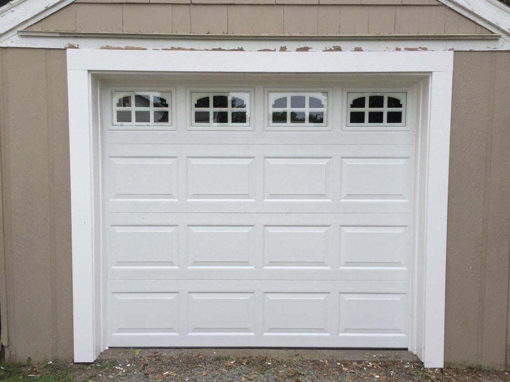 8 X 7 IDEAL Garage Door Installation U2013 Edgerton, Ohio