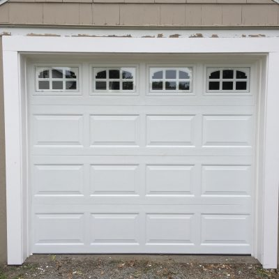 8 x 7 IDEAL Garage Door Installation – Edgerton, Ohio