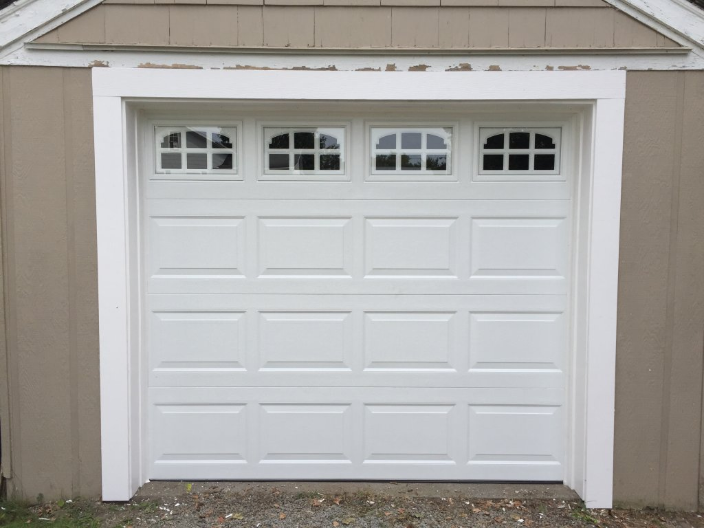 8x7 garage door8 x 7 IDEAL Garage Door Installation  Edgerton Ohio