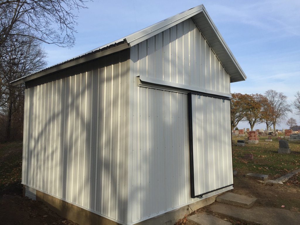 Pro Rib Steel Siding Amp Roofing Farmer Ohio