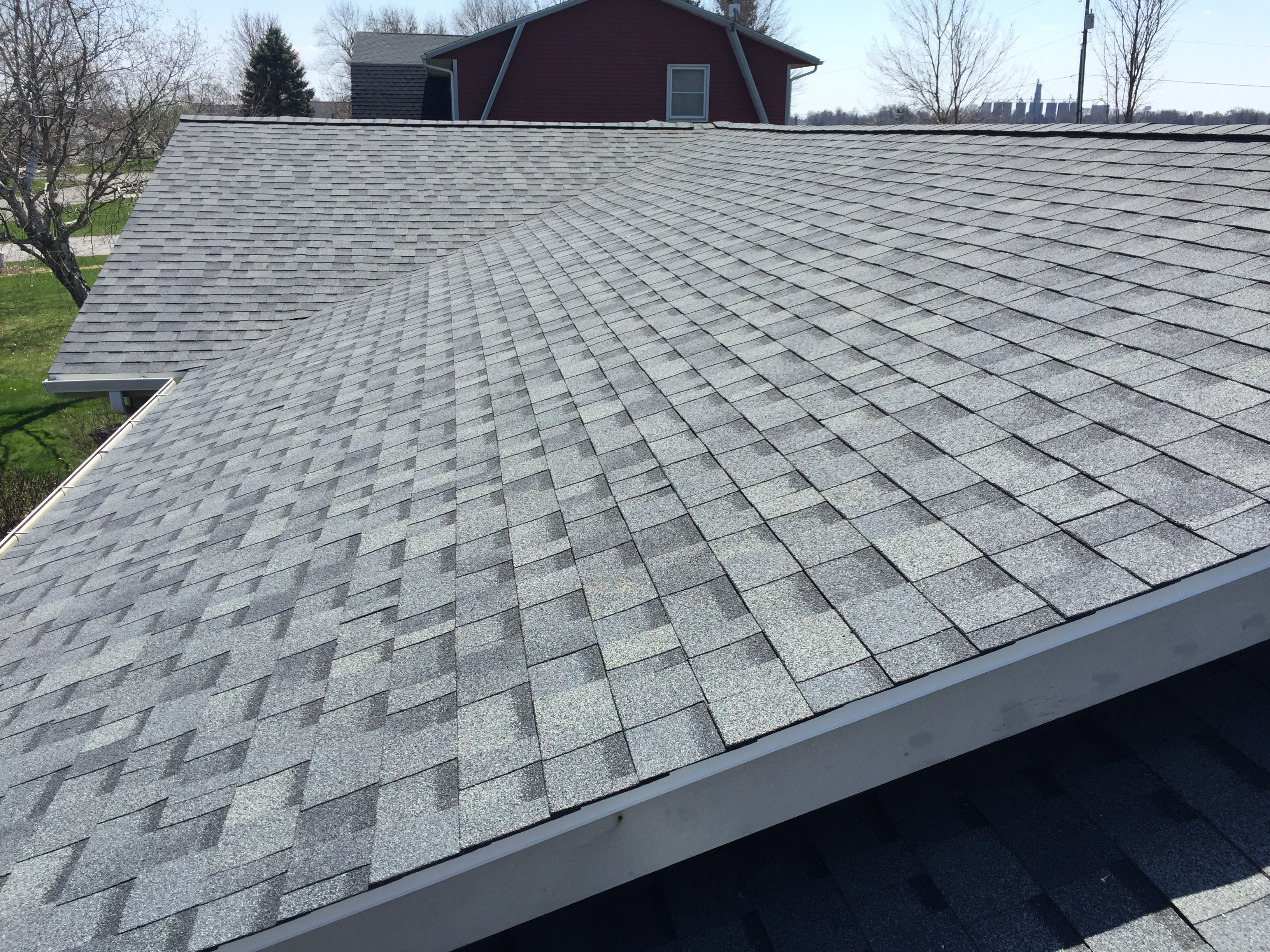 Owens Corning Trudefinition Duration Roof Replacement