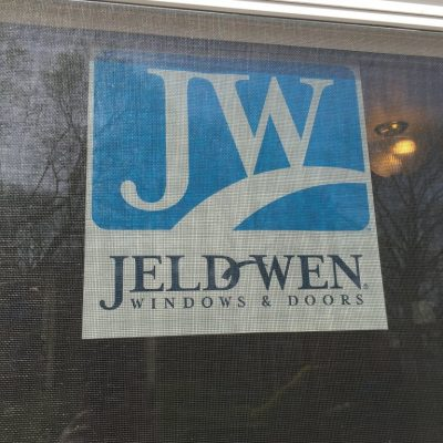Jeld-Wen Vinyl Replacement Window Installation – Bryan, Ohio