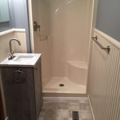Bathroom Remodel – Hicksville, Ohio