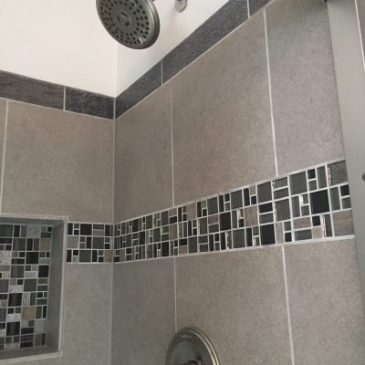 Bathroom Remodel – Ceramic Tile – Edgerton, Ohio