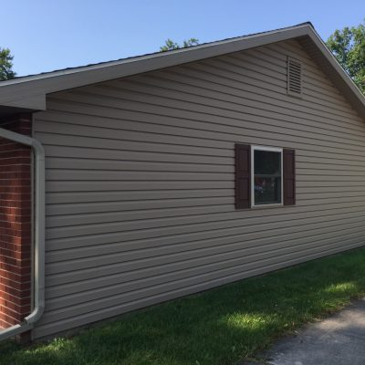 TimberCrest Premium Vinyl Siding Installation – Sherwood, Ohio