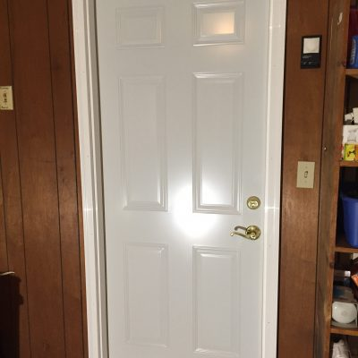 MasterCraft Steel Entry Door Installation – Bryan, Ohio