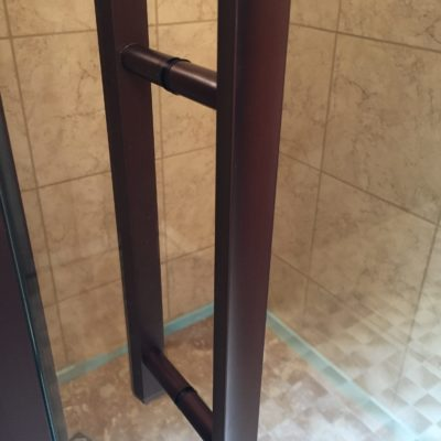 Bathroom Remodel w. Ceramic Tile Shower Surround – Hicksville, Ohio