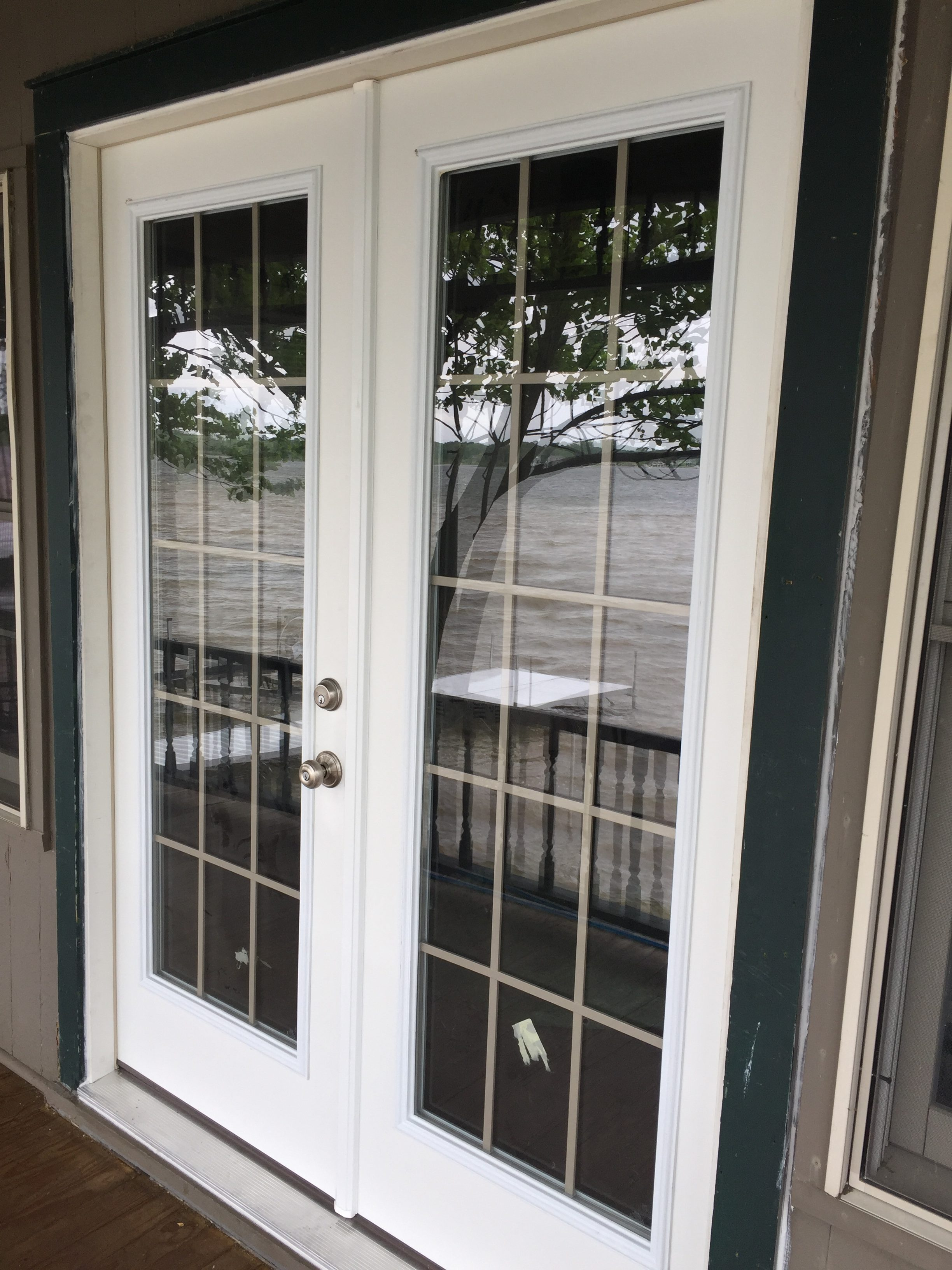 French Patio Door Installation Hamilton Indiana