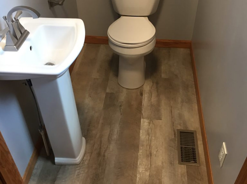 Bathroom Remodel – Edgerton, Ohio