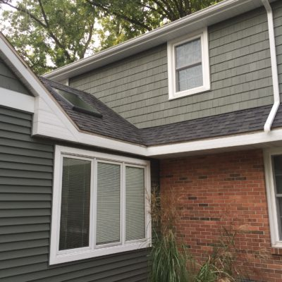 TimberCrest Perfection Vinyl Siding Installation